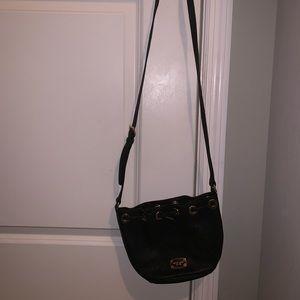 Black micheal kors bag small